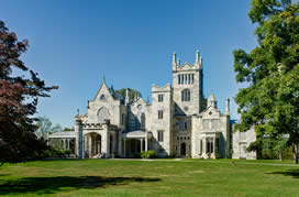Lyndhurst Mansion Exterior