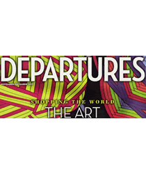 Cover of Departures Magazine