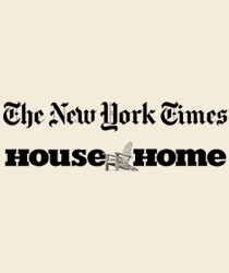 New York Times 'House and Home' logo