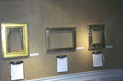 Selected frames from the exhibition